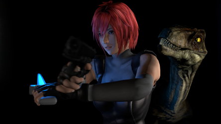 Dino Crisis by Divanchik12