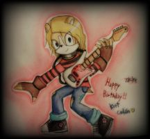 A Little Tribute To My Hero Kurt! by ApocalypseBloodStars
