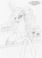 Petite helping out Mother by leovictor
