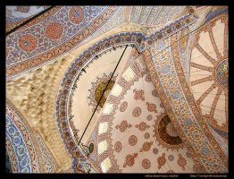 Sultan Ahmet Camii by soulspit