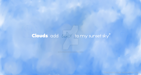 Clouds by PandyCreations