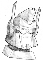 TFA Ultra Magnus in shades by KokoCereal