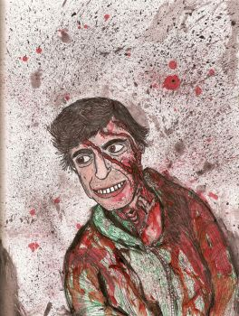 An American Werewolf in London by gollum42