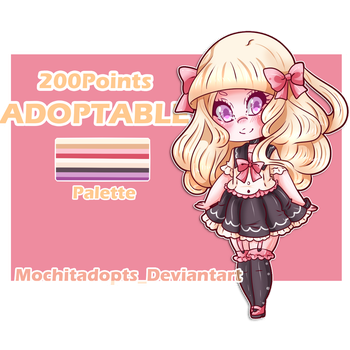 [CLOSE] [My other acount adopt] by Memoka