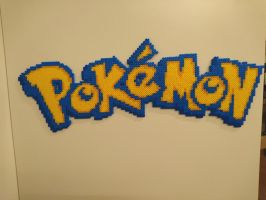 Pokemon Logo by MagicPearls