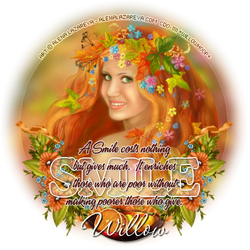 AlenaLazareva wh smile willow by Willow-Hoop