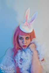 Bunny Hat by apatico