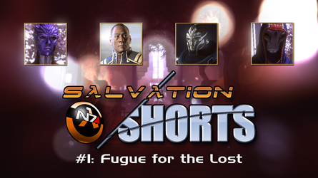 Salvation Shorts #1: Fugue for the Lost by EspionageDB7