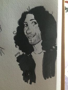 Danny    game grumps  by TypicalArtGirl