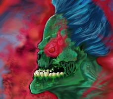Sion the Undead Champion by Fatalreject