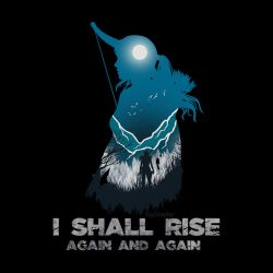 Rise Of The Tomb Raider inspired t-shirt by ElyGraphic