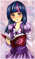 Twilight Sparkle by Nataliadsw