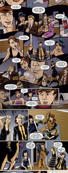 The Sundays #3 page 15 and 16 by ScottEwen