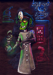 Portrait of a Doctor by brothersdude