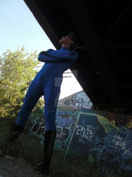 Blue Solitary Set III Pic 12 by sicklilmonky