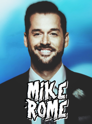 Mike Rome by thatguldenfeenix