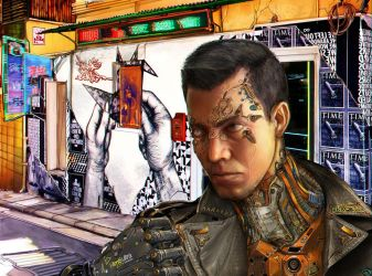 The Operator by TD-Vice
