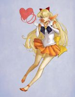 Sailor Venus by NerinFox