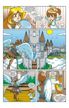 Ah Heck!! The Angel Chronicles Web Page 103 by MaryBellamy