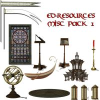 Misc stock pack 1 by ED-resources