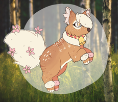 Flufferfox Design Auction by catpaths