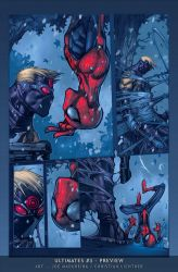 Ultimates3 Issue2 Page6 by liquidology