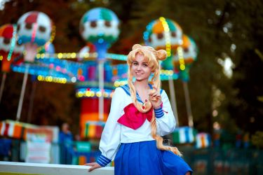 Usagi Tsukino - Sailor Moon 12 by Cheza-Flower