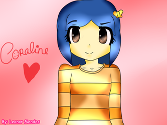 Coraline by shadamykiss4ever