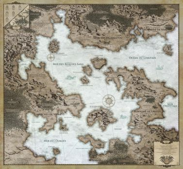 Old Empire of Lorn by MaximePLASSE