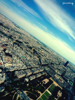 View from Above II by funk26687
