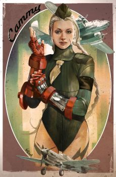 2010 - 50's CAMMY by Vandrell