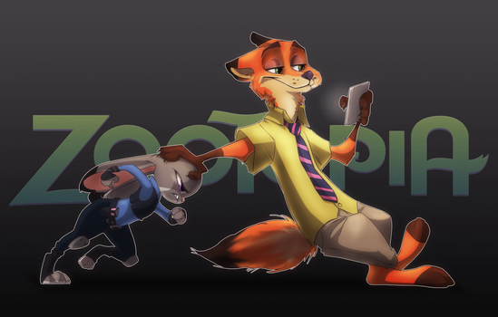 Zootopia by s0s2