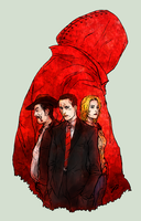 Deadly Premonition by Sit-by-Me-and-sea