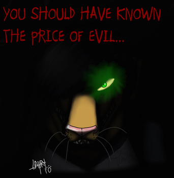 Your fucking nightmare by Raving-Laury