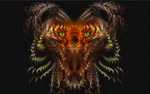Fractal Face Frewok by Tate27kh