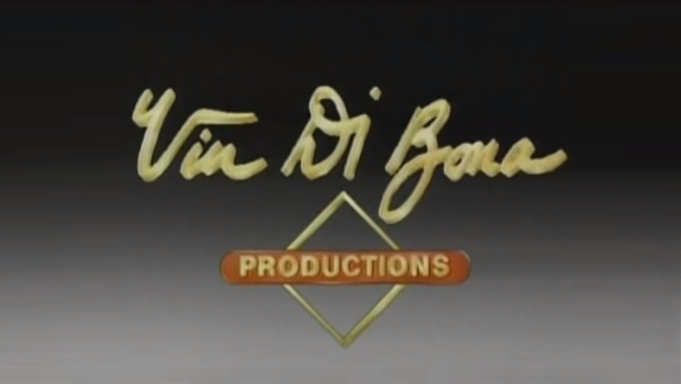 Vin Di Bona Productions (1987-1990) logo in HD by MalekMasoud