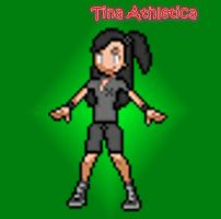 Tina Athletica Official Profile Pic (S2) by ZutzuCrobat55