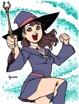 Akko   Little Witch Academia By Ryankinnaird by Kenkira
