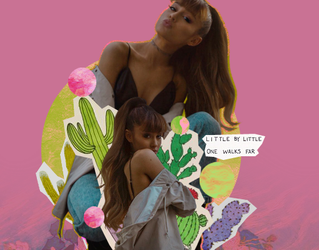 More Plants |Ariana Grande by WingsToButterfly