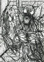 Carnage ATC inks by DKuang