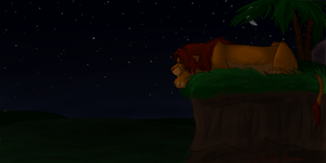 A Long Night by Shiloh-Tovah