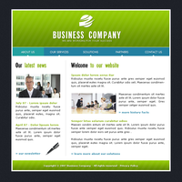 Business Company Template by apokalypseAT