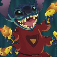 Fan Favorites Series #7 - Experiment 626 (Stitch) by SpainFischer