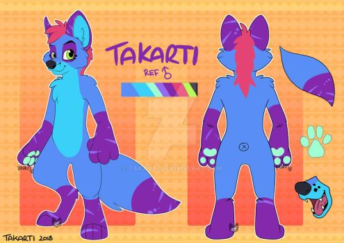 Takarti reference 3.0 2018 by Takarti