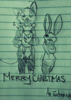 Merry Christnas by Asestrada157