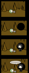 TWOC 34- Unexpected help by nightmare7234