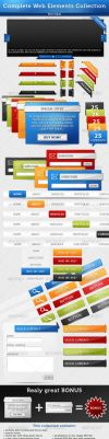 Complete web elements 1 by stefusilviu
