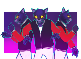 Lone Digger by GoodFaun