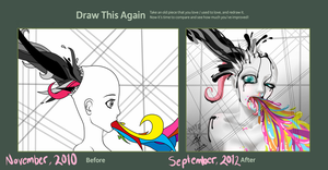 Draw this again Challenge! by GualitoSandra