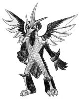 Dart.. the Pitohui? by Talec